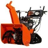 Ariens Deluxe Track 28 Snow Blower, 28 inch, snow thrower, dual stage
