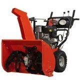 Ariens Platinum ST30DLE Snow Blower, 30 inch, dual stage, snow thrower
