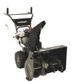 Murray 27 Inch Dual Stage Snow Blower, snow thrower, dual stage