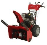 Snapper M1429E Snow Blower, dual stage, 29 inch, snow thrower