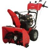 Snapper M924E Snow Blower, dual stage, snow thrower, 24 inch