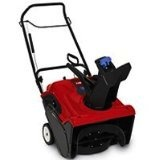 Toro Power Clear 221Q Snow Blower, snow thrower, 21 inch