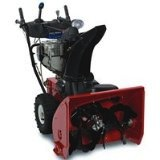 Toro Power Max 826 OXE Snow Blower, snow thrower, 26 inch, dual stage