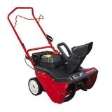 Troy Bilt Squall 210 Snow Blower, 21 inch, snow thrower
