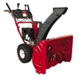 Troy Bilt Storm 2620 Snow Blower, snow thrower, dual stage